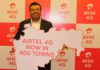 Airtel Rolls out Future Ready 4G Network Across Maharashtra and Goa