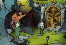 Some Brand-New In-game Screenshots of the Highly Anticipated Adventure Game