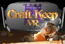Craft Keep VR – Now on Oculus