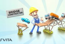 Headup Games' Handheld Debut: Bridge Constructor Coming To PlayStation®Vita Soon