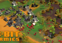 SOEDESCO collaborates with Command & Conquer veterans on console debut of 8-Bit Armies