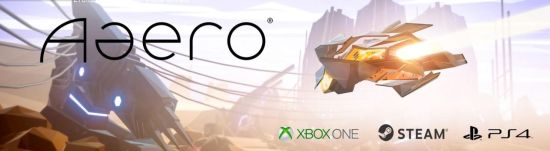 Music-Shooter Aaero Comes to Life in New Trailer - See the game at GDC 2017