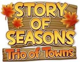 Love Blooms in STORY OF SEASONS: Trio of Towns