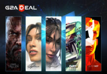 G2A Launches G2A Deal - A Rewards Game Pack