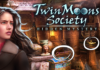 Winter Brings New Hidden Object Scenes in the Twin Moons Society™: Hidden Mystery Update at All Platforms