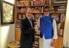 Amitabh Bachchan and LLOYD Help Spread Happiness