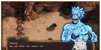 Djinn Caster, a fantasy action RPG, debuts for iPhone! Summon the Djinns and rise to revolution!