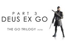 The GO Trilogy Stories | Episode Three: Deus Ex GO