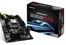 BIOSTAR Announces AMD B350 RACING Series Lineup