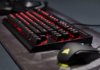 CORSAIR New Tenkeyless K63 Mechanical Gaming Keyboard