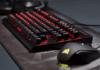 CORSAIR New Tenkeyless K63 Mechanical Gaming Keyboard