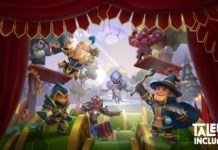 HEAR YE, HEAR YE! TALENT NOT INCLUDED SETS THE STAGE FOR ITS XBOX ONE DEBUT