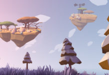 Escape to the Floatlands - Surreal Survival-Exploration Game Floatlands to be Published by Excalibur Games