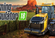Farming Simulator 18 announces its release on PlayStation®Vita and Nintendo 3DS™ this summer with fresh new images!