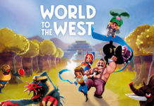 Boxed edition of 3D Action Adventure 'World to the West' hits shelves on May 5 2017