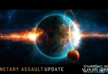'PLANETARY ASSAULT' UPDATE FOR EARLY ACCESS TITLE, STARPOINT GEMINI WARLORDS, AVAILABLE NOW ON STEAM
