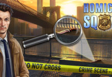 New G5 Detective Game Homicide Squad: Hidden Crimes Hits Google Play and Amazon Appstore