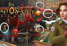 The Secret Society®: Hidden Mystery (iOS, Android and KF) Forgotten Story Event Update 2017 Announcement 1.24.2400