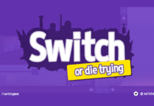 'Switch - or die trying' reveals developer commentary video