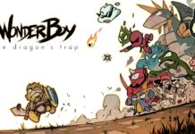Wonder Boy: The Dragon's Trap sidescrolls onto PS4, Xbox One and Nintendo Switch on April 18