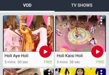 Best 4 Apps to add colours on your Holi Celebrations