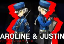 Caroline and Justine Watch Your Every Move in the Persona 5 Velvet Room