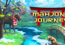 Mahjong Journey® (iPad, Android and KF) Spring starts in Canada Update 2017 Announcement 1.6.1500