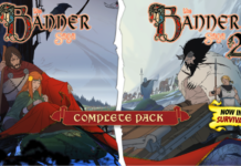VERSUS EVIL AND STOIC RELEASE 'SURVIVAL MODE' FOR BANNER SAGA 2 ON CONSOLES