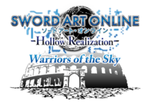 Dive into Warriors of the Sky, a new adventure in Sword Art Online: Hollow Realization!