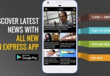 Indian Express introduces an innovative, first-of-its-kind text-to-speech feature with its latest app revamp