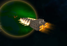 Lightspeed Frontier Hits PC Today - LEGO-like Spaceship Building & Combat Game