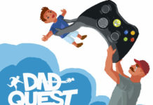 Dad Quest – Controller Support and More Updates