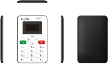 Fox Mobiles Launches 'mini 1': A CleverPhone for your Smart Phone