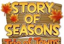 Let's-a Go! Super Mario Bros. Characters Featured in New Trailer for STORY OF SEASONS: Trio of Towns