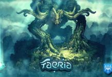 FAERIA OFFICIALLY LAUNCHES TODAY FOR STEAM AND IPAD