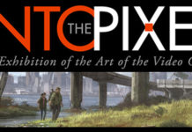 """Submit Now For The 2017 The """"Into the Pixel"""" Video Game Art Exhibit"""