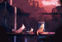 Adult Swim Games Presents the Opening Cinematic for Rain World