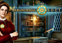 The Paranormal Society : Hidden Adventure Launches on Windows Store