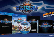 Blue Rider Digital & Physical Editions Launching in Asia this Spring