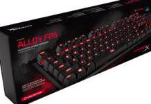 HyperX ALLOY FPSGaming Keyboard Launched in India for INR 8,999/-