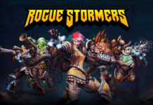 Run 'n' gun twin stick shooter Rogue Stormers release date announced