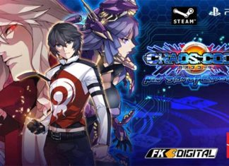 Arc System Works' Announces Chaos Code: New Sign of Catastrophe - Coming to Steam (PC) and PlayStation 4 (PSN) on March 15