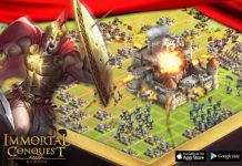 Mobile Gaming News: New Immortal Conquest: Europe Trailer Reveals Land Grab