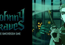 Full Launch of Johnny Graves - The Unchosen One on April 6th