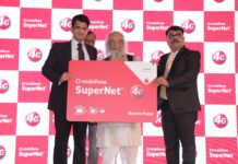 Vodafone Supernet 4G Launched in Pune