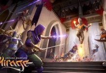 Mirage: Arcane Warfare Closed Beta to Launch March 27