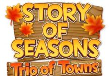 Spring Comes Early with STORY OF SEASONS: Trio of Towns for Nintendo 3DS™