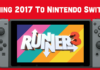 Choice Provisions announces Runner3 for Nintendo Switch, arriving later this year