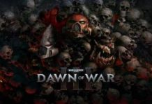 WARHAMMER 40,000: DAWN OF WAR III ENVIRONMENT SHOWCASE