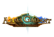 ArmaGallant: Decks of Destiny Now Available on PlayStation 4